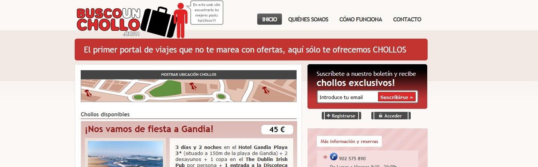 BuscoUnChollo.com, ¿qué nos hace diferentes a las demás webs de viajes?