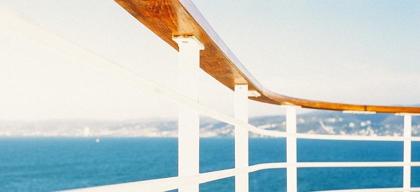 Cruceros: ¡vacaciones en alta mar!
