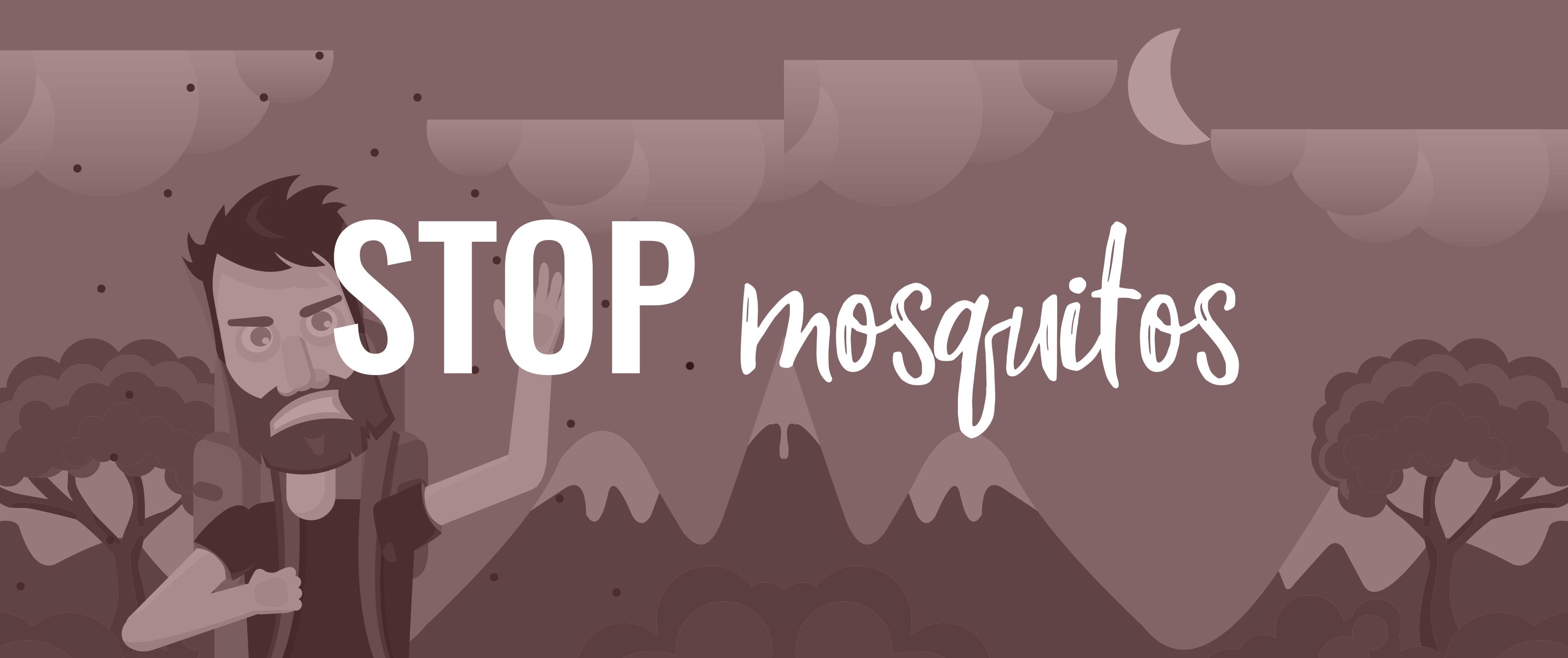 Cómo combatir los mosquitos y no morir en el intento