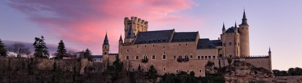 Los 5 castillos más bellos de España