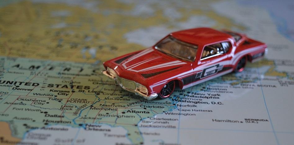 5 trucos para amenizar tu viaje en coche