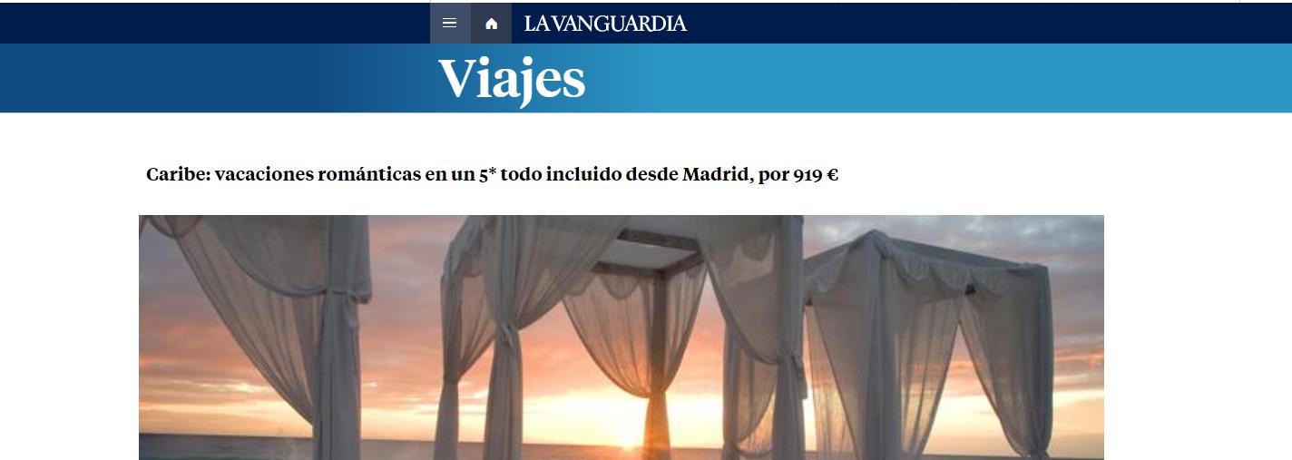Nuestros chollos, recomendados por La Vanguardia