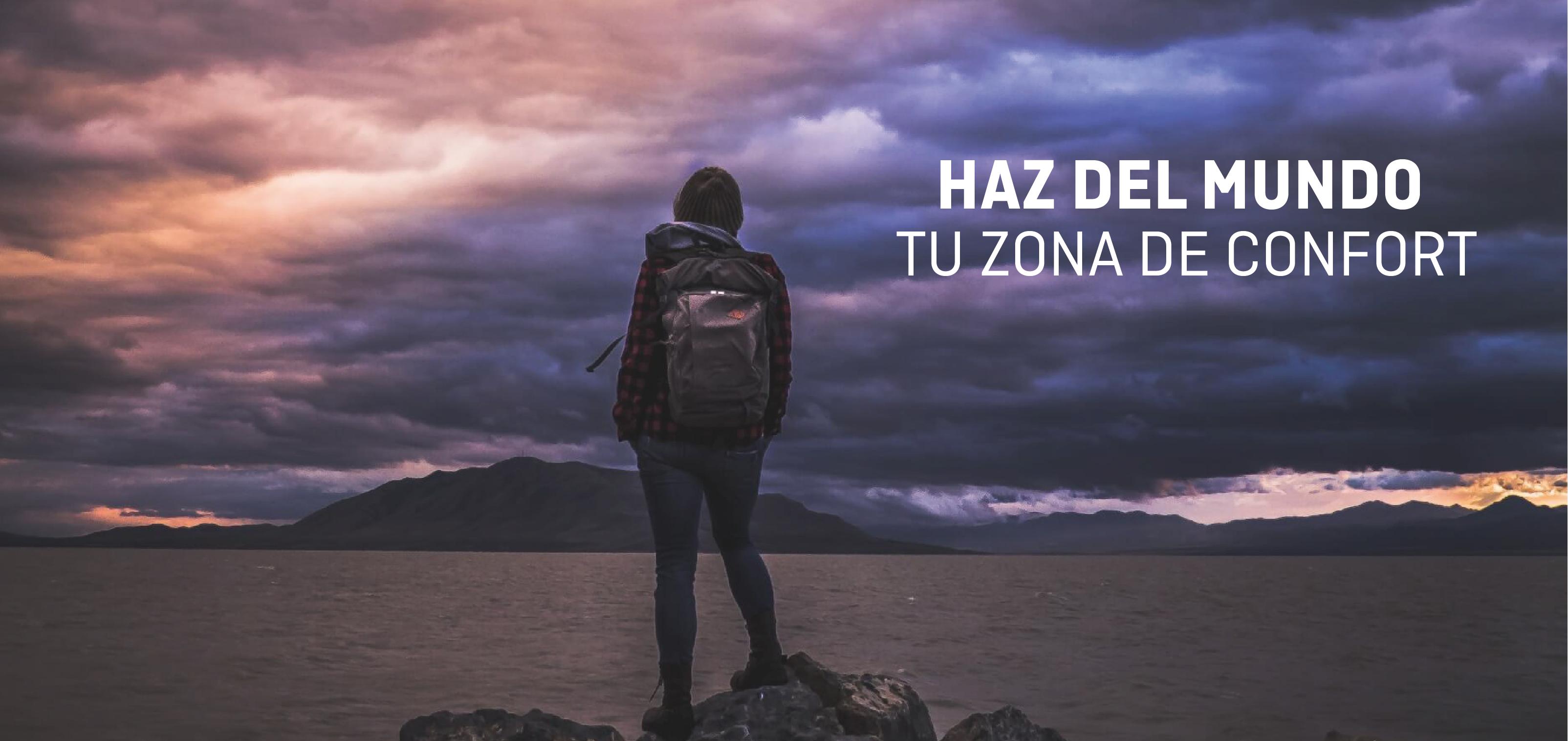 Haz del mundo tu zona de confort: pierde el miedo a viajar