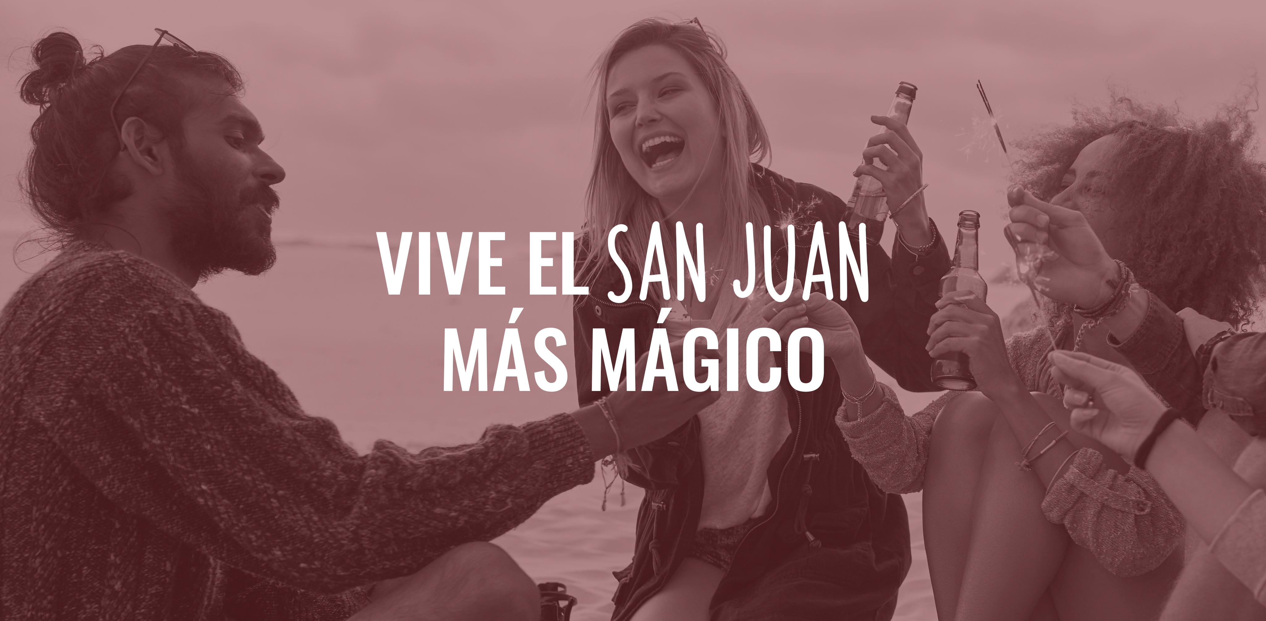 ¿Sin planes para la noche de San Juan? Cinco destinos para recibir el verano