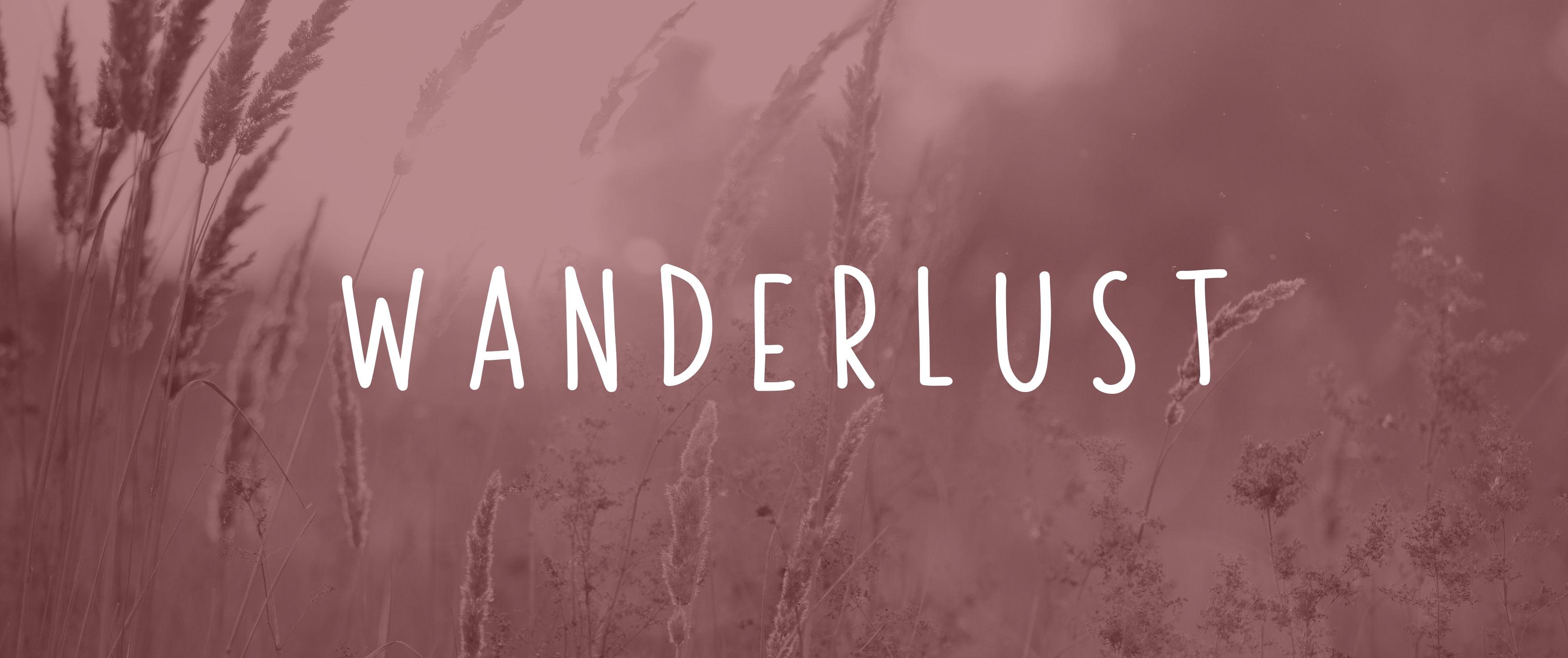 ¿Qué es el síndrome Wanderlust?