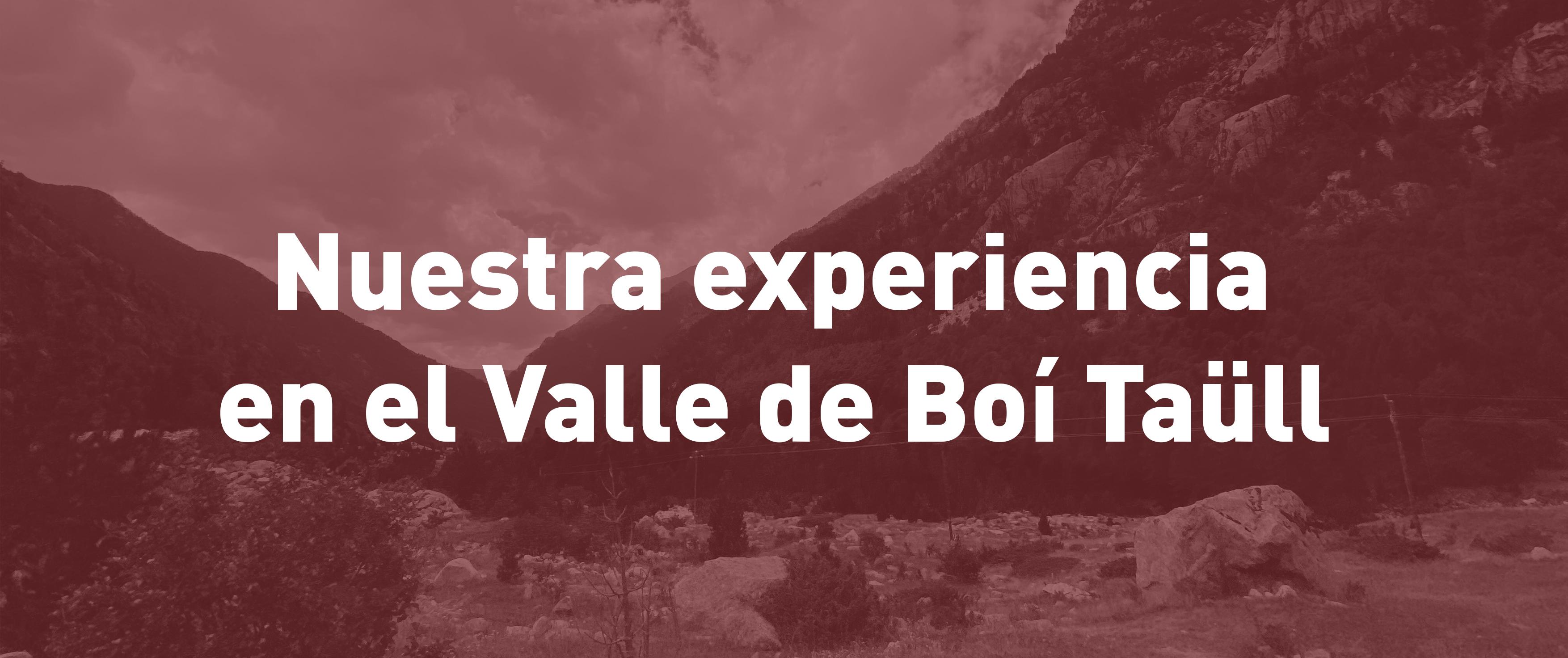 ¿Qué hacer en Boí Taüll en verano? Te lo contamos TODO.