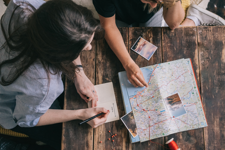 Planificar viaje en coche