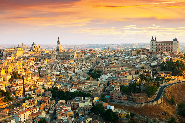 El impresionante Toledo