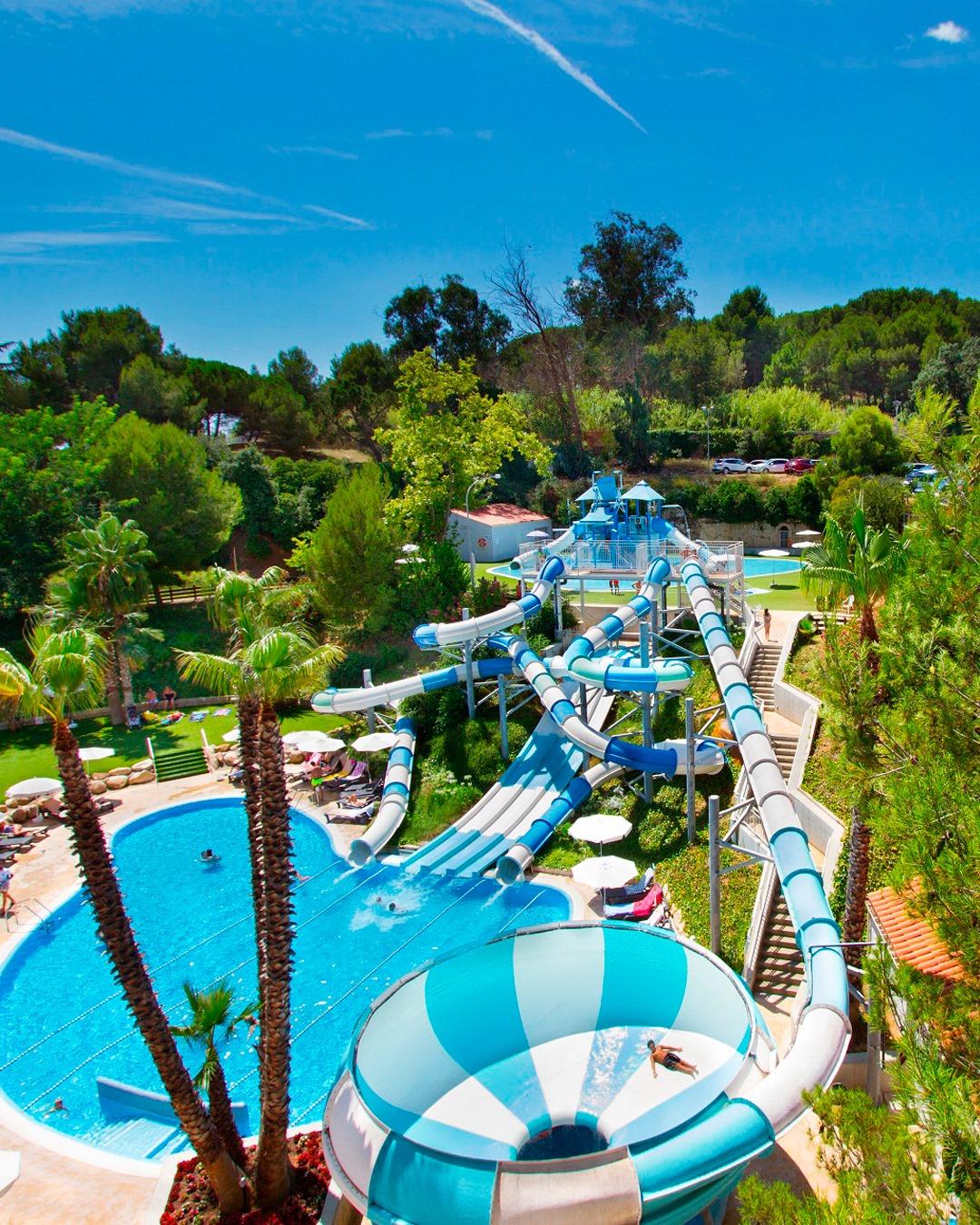 Parque Acuático del Hotel Gran Garbi & AquasPlash