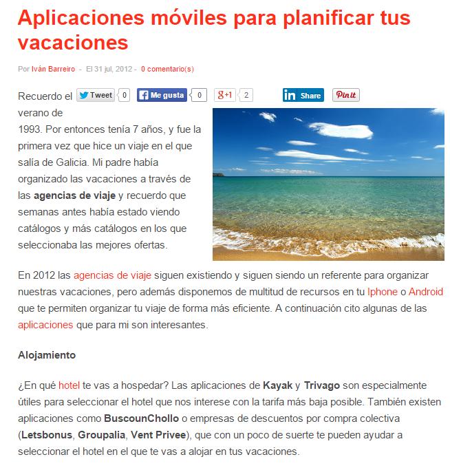 Elogia.net compara BuscoUnChollo.com con Kayak y Trivago