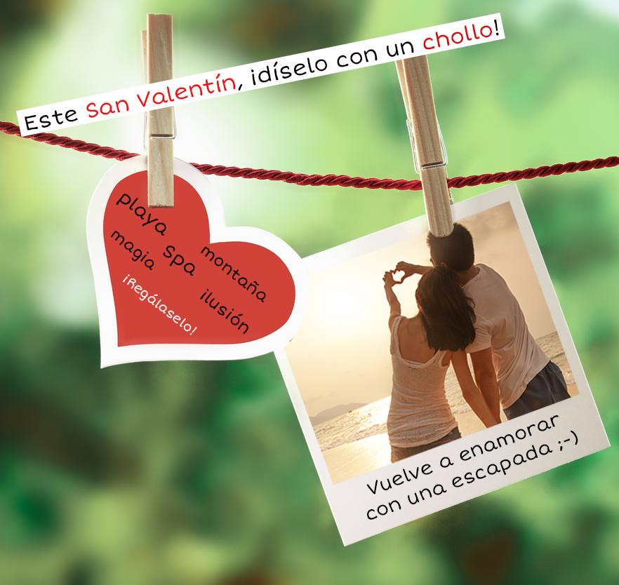 San Valentín con BuscoUnChollo.com