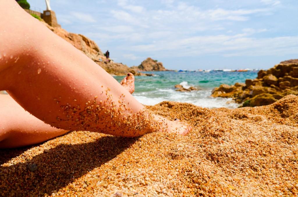 playa chica verano