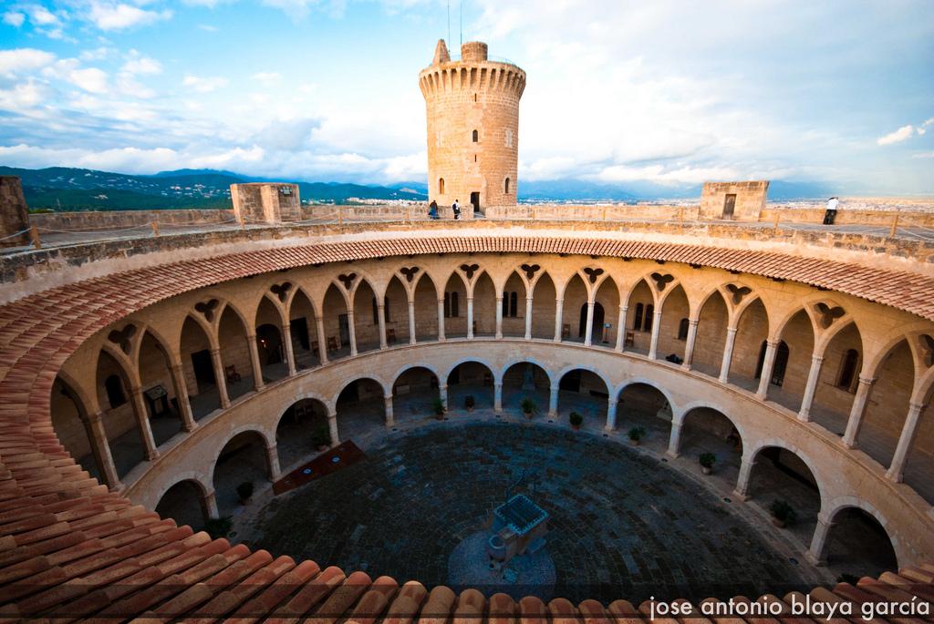 Castillos de Bellver interior