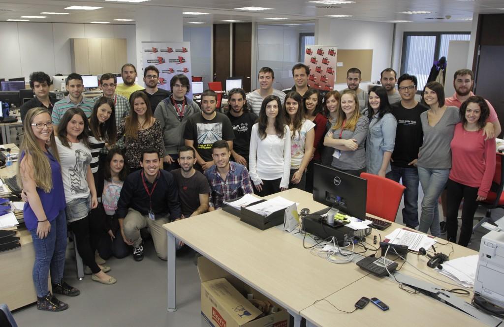 Trabajadores de BuscoUnChollo.com