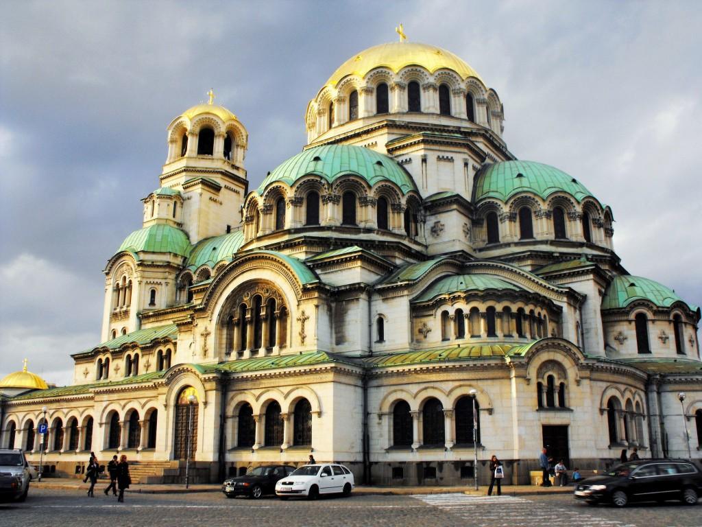 Catedral de Sveti Aleksandar Nevski
