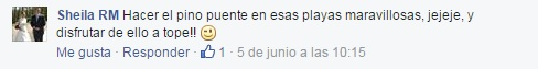 Ganador Sorteo Facebook Cerdeña
