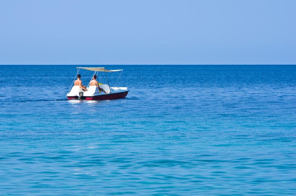 barca pareja