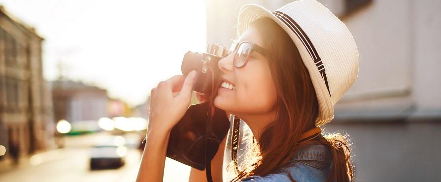 ¿Cómo sacar buenas fotos en tus viajes?