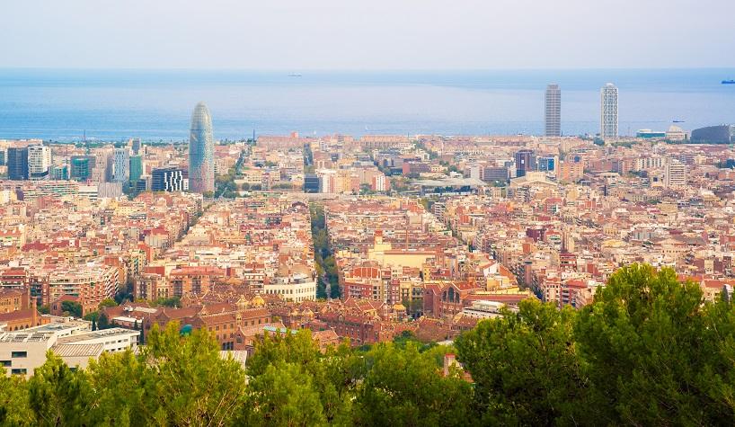 Mirador Barcelona