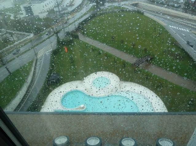 Lluvia en Braga