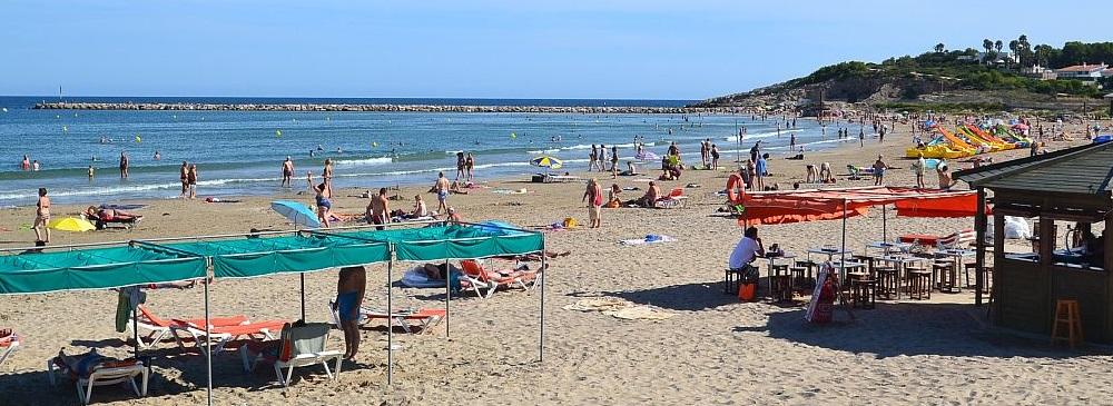 Playa de La Pineda