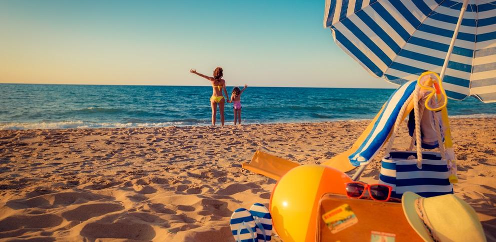 Las mejores playas para ir con niños