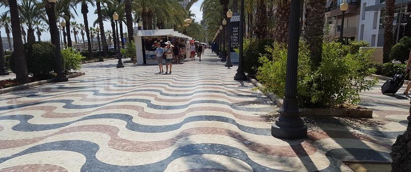 Viaje a Alicante, Altea, Benidorm y Guadalest