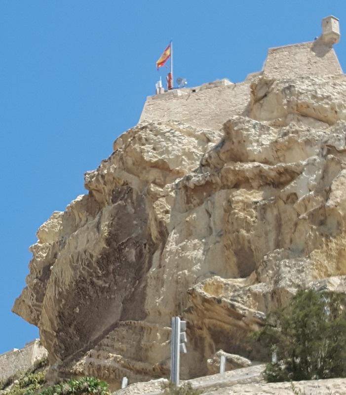 Cara del moro Alicante