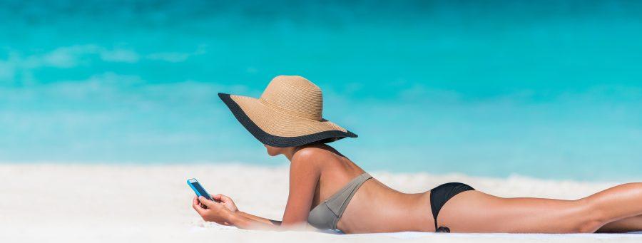Evitar robos en la playa: 4 trucos infalibles y algunos consejos