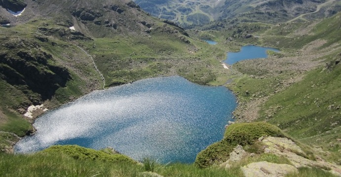Lago Creussans