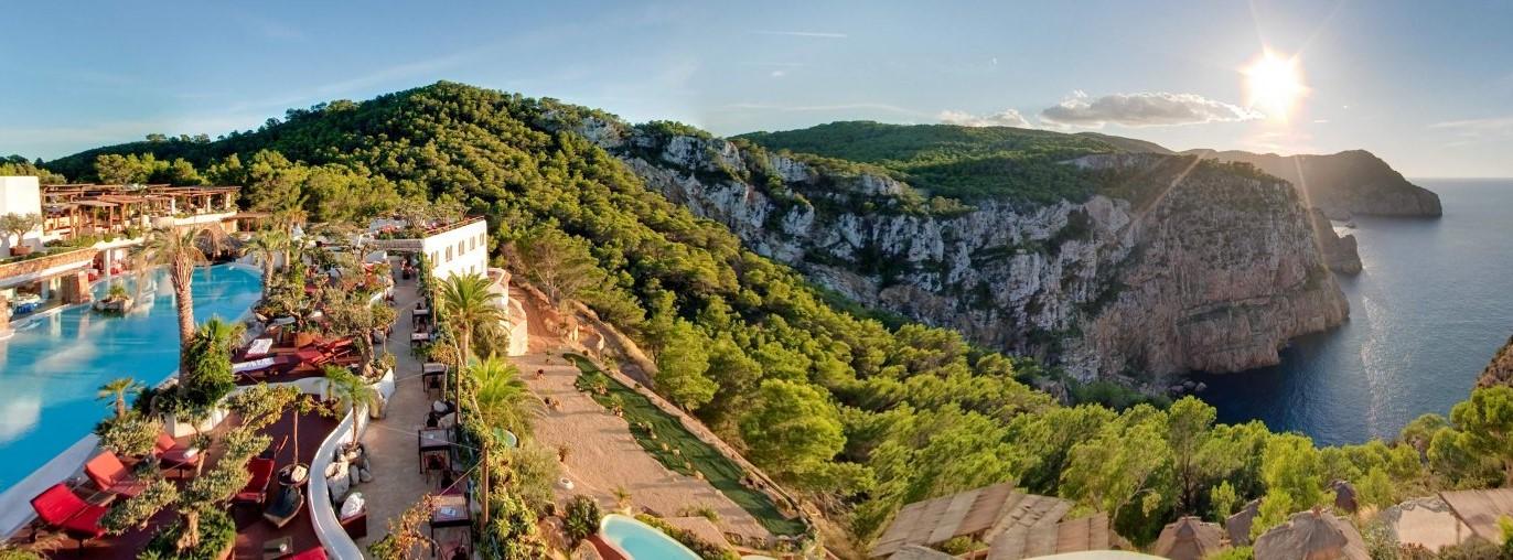 Los 5 hoteles con mejores vistas en España