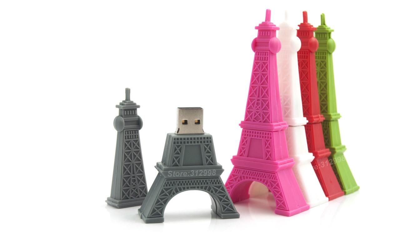 NEW-Pendrive-font-b-usb-b-font-flash-drive-color-font-b-Paris-b-font-Tour