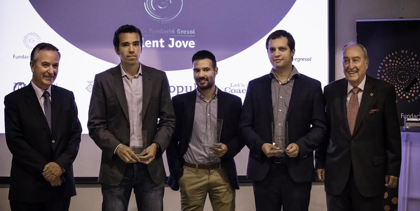 La Fundación Gresol premia a Esquiades.com