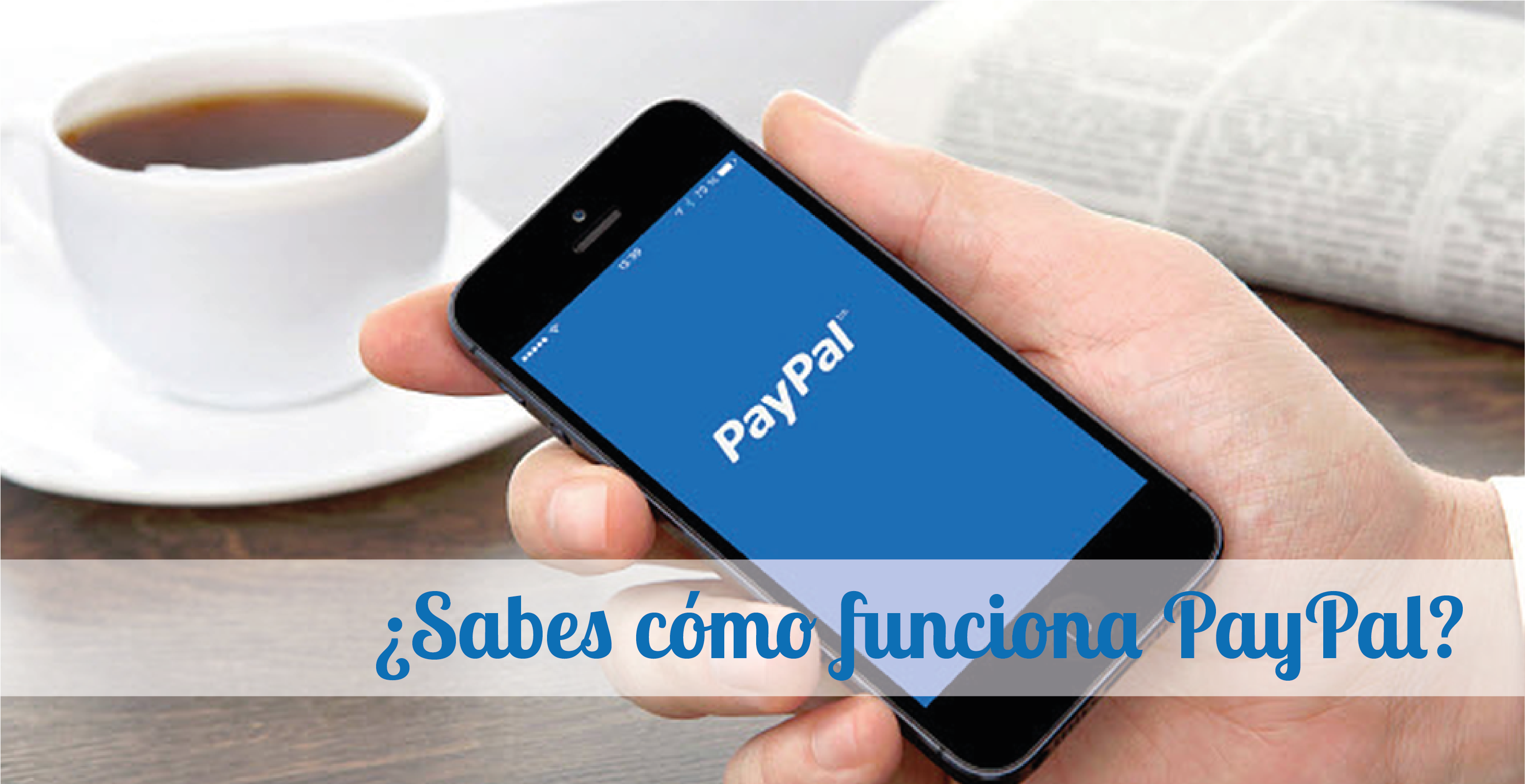 PayPal, ya disponible en BuscoUnChollo.com