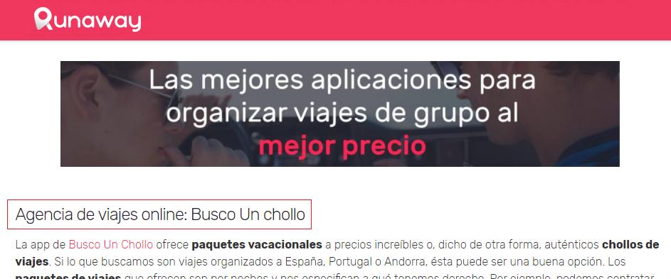 """""""Las mejores aplicaciones para organizar viajes en grupo a buen precio"""""""