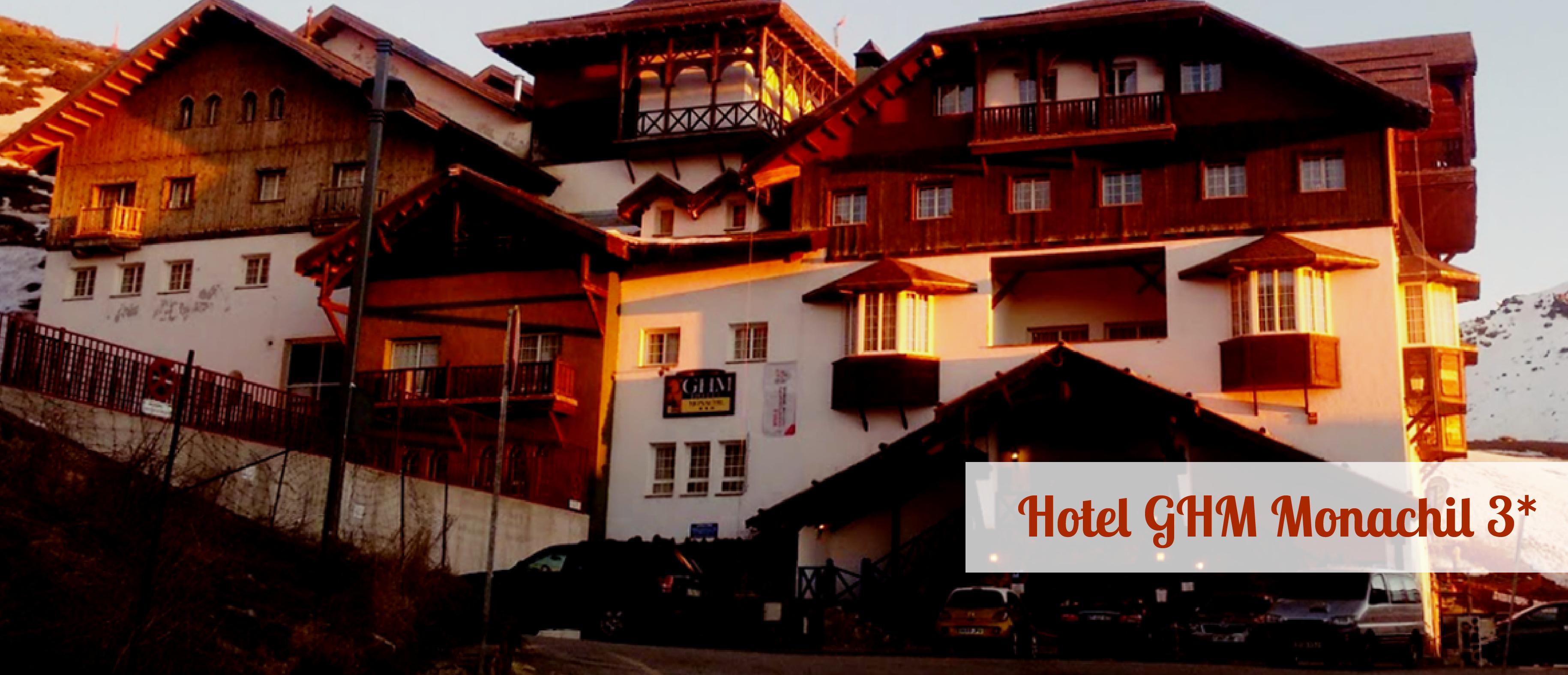 Hotel GHM Monachil 3*: tu alojamiento de este verano en Sierra Nevada