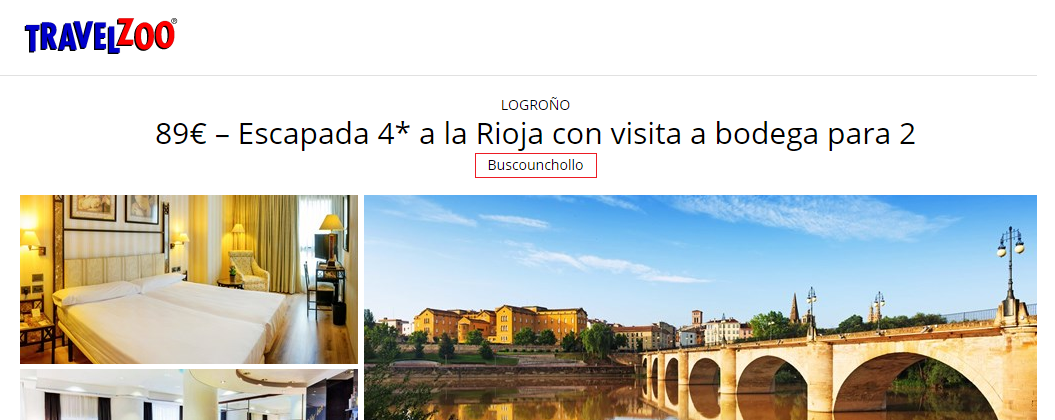 ¡Repetimos en el top 20 de Travelzoo!