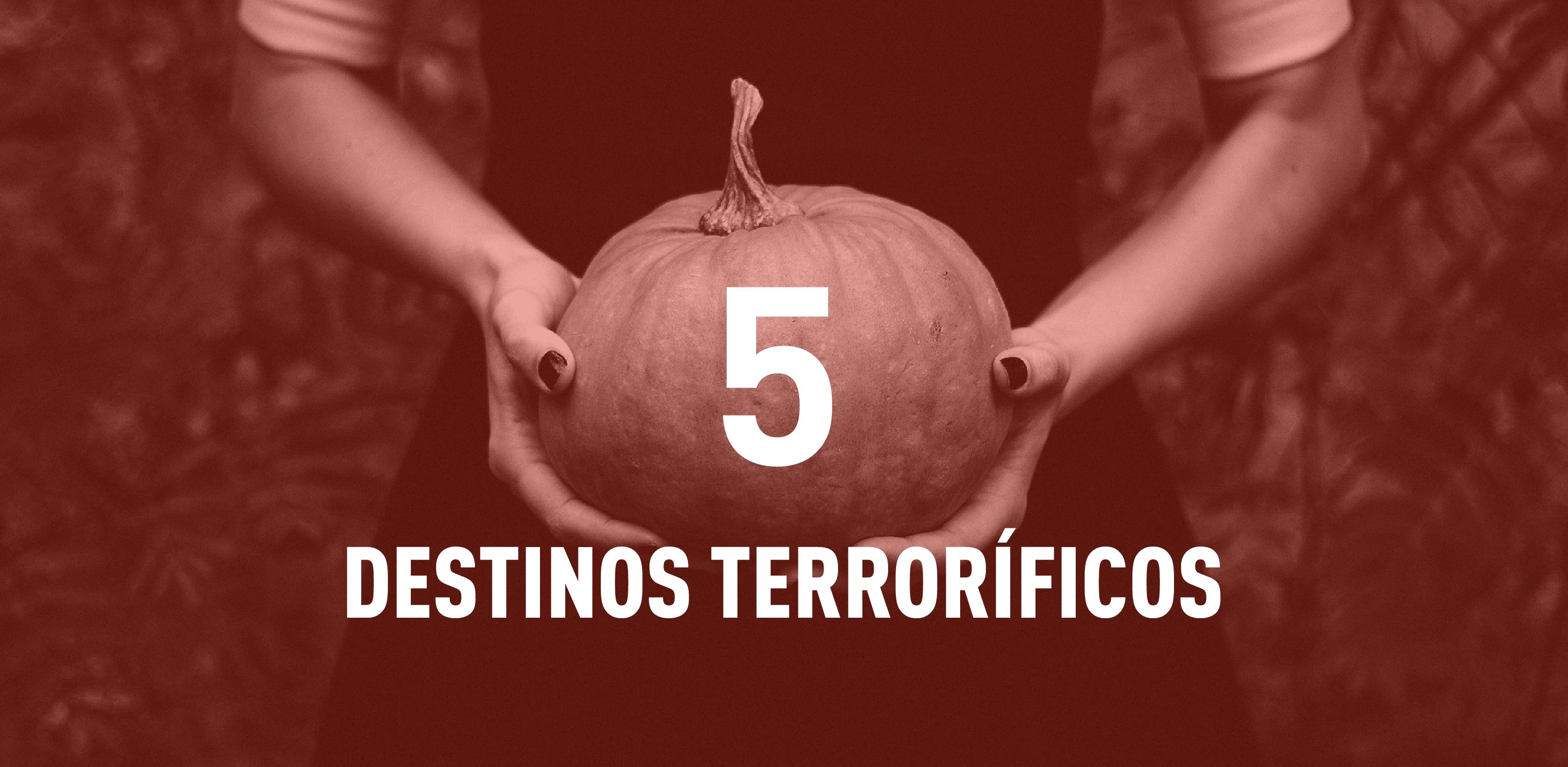 Celebra el Halloween en España: 5 destinos terroríficos