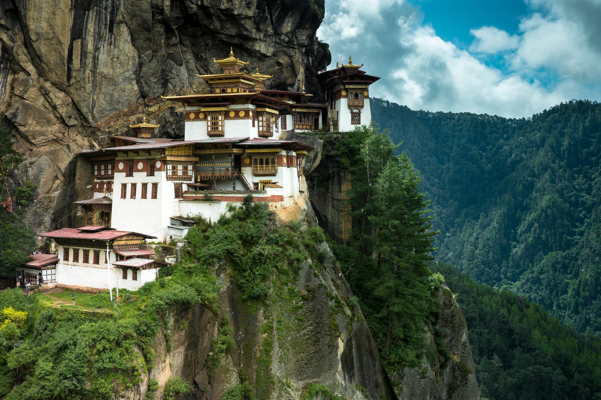 monasterio de taktsang