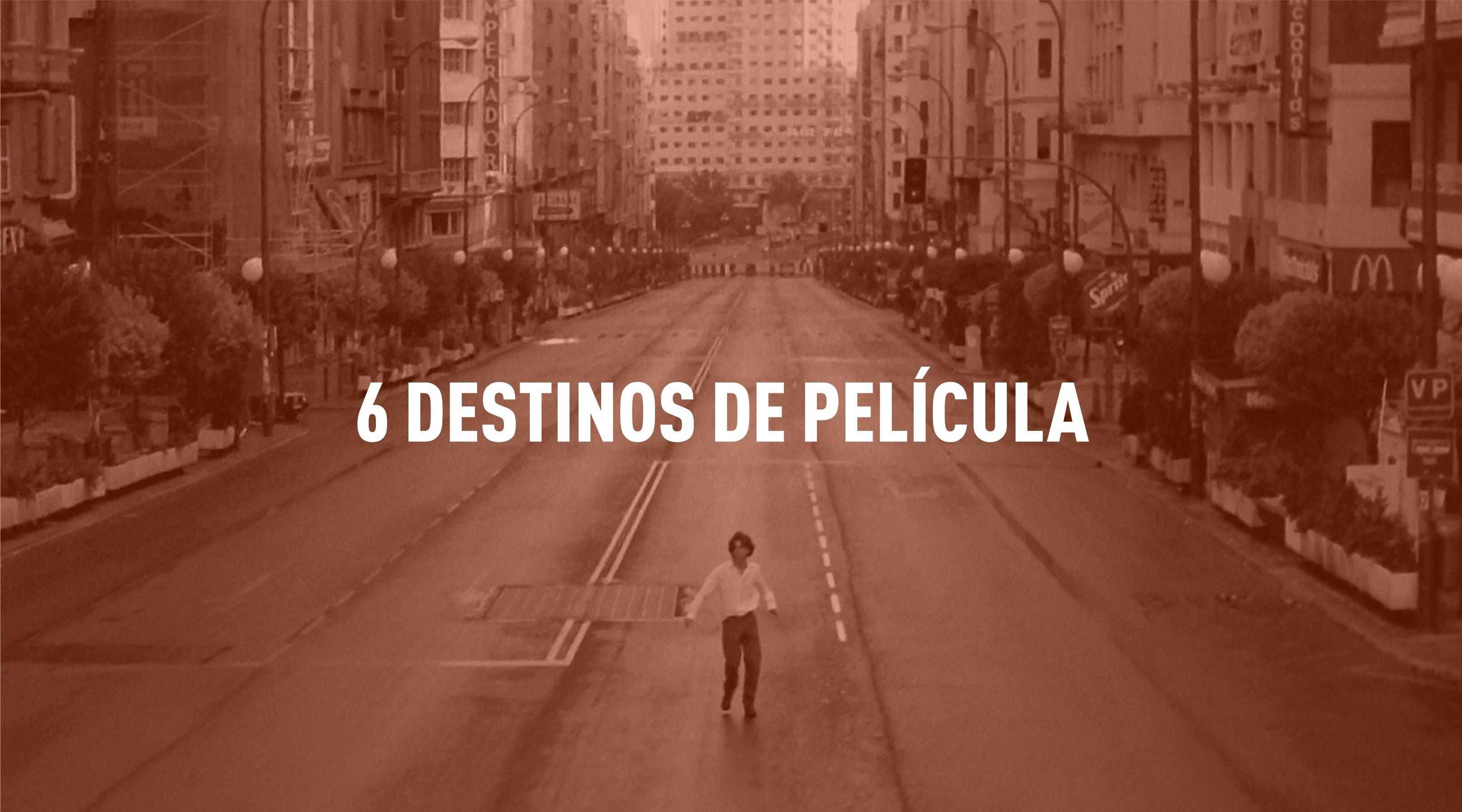 6 destinos cinéfilos para descubrir España