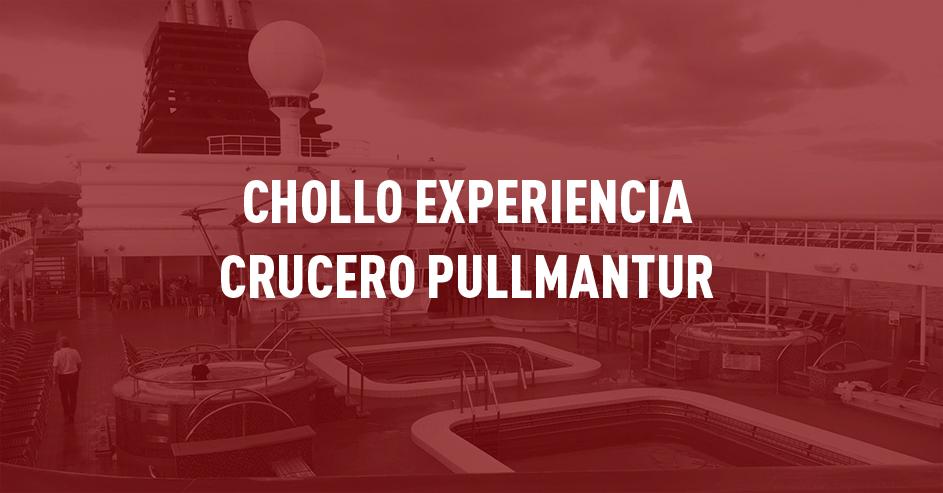Nuestra experiencia en el crucero Horizon de Pullmantur