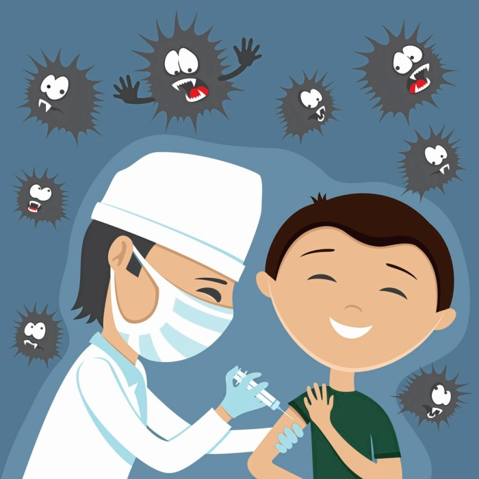 chuleta de vacunas