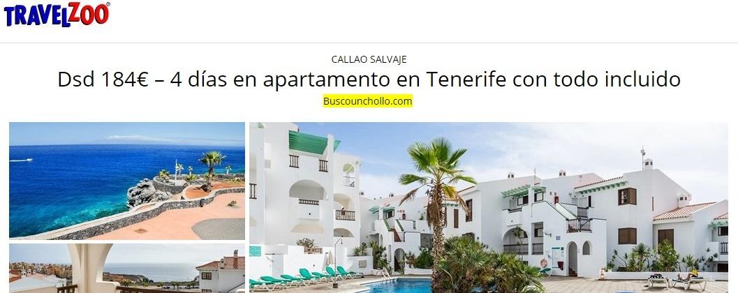 ¡Travelzoo adora nuestra oferta a Tenerife!