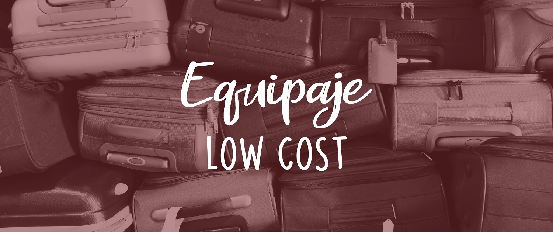 equipaje-aerolinea-lowcost