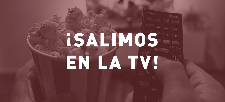 ¡Salimos en televisión! Primer anuncio de TV de BuscoUnChollo.com