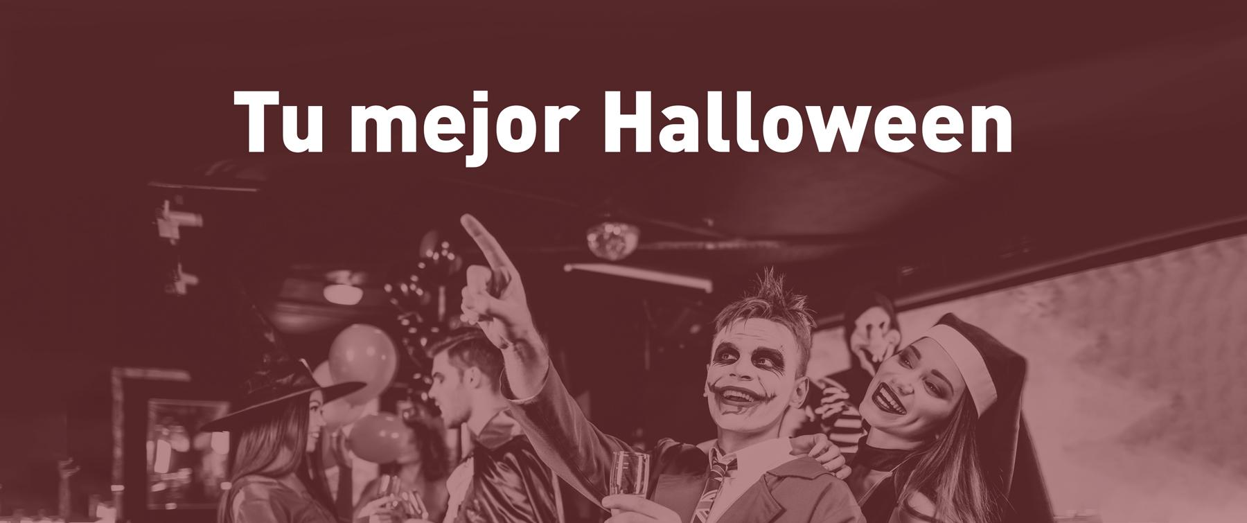 Cómo preparar el mejor Halloween de la historia