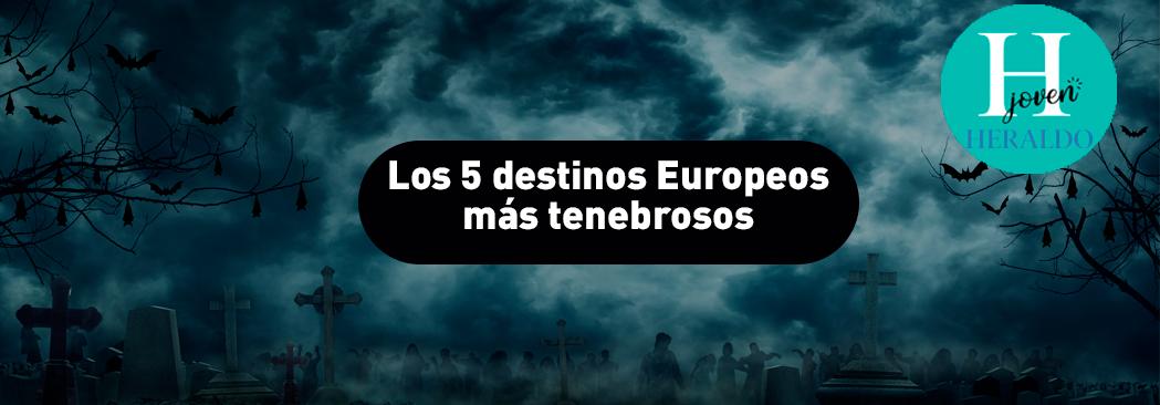 """""""BuscoUnChollo elabora un ránquin con los destinos más tenebroso de Europa"""" – Heraldo Joven"""