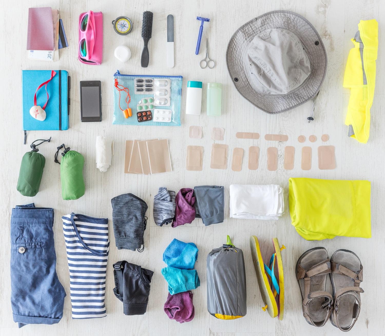 Cómo preparar la maleta para el Camino de Santiago