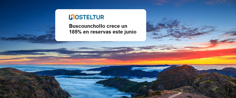 Hosteltur informa Buscounchollo.com incrementa las reservas un 185% en los últimos 10 días