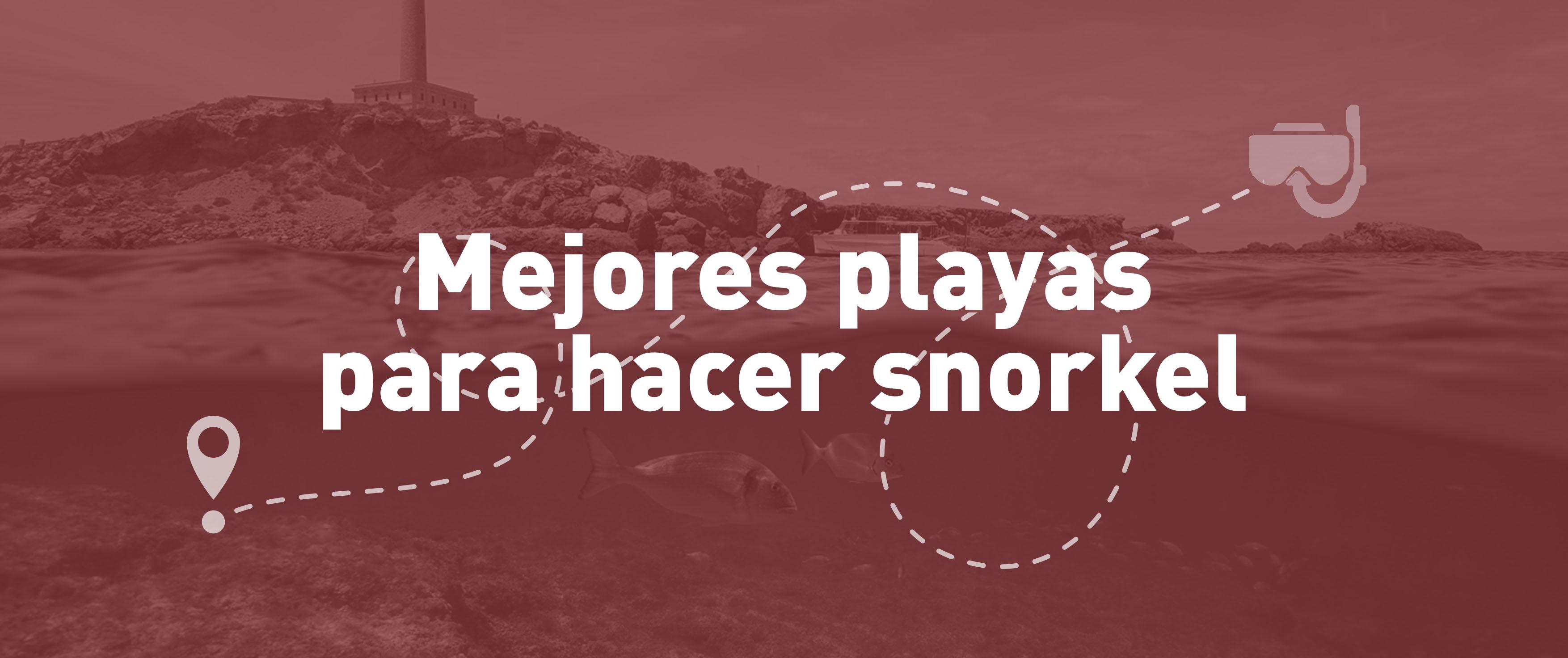 ¿Cuáles son las mejores playas de España para bucear?